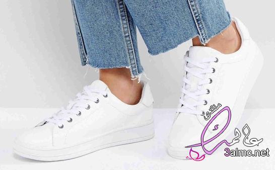 طريقة سحرية لتنظيف الحذاء الابيض