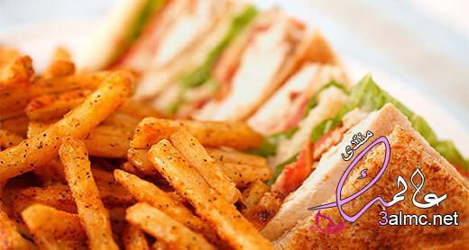 اكلات سهلة وسريعة وغير مكلفة للجامعة