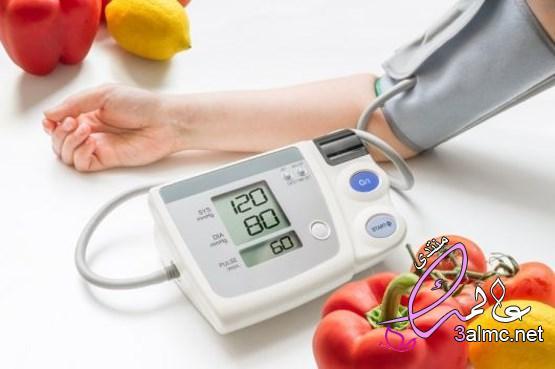 أطعمة تتحكم في ضغط الدم