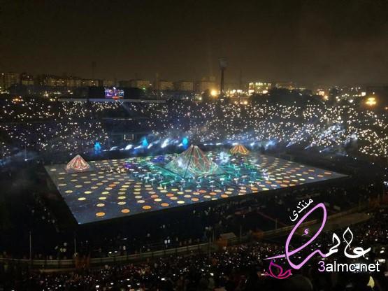 صور كأس الأمم الإفريقية بمصر 2019,صور لبدء حفل افتتاح كأس الأمم الإفريقية باستاد القاهرة,Egypt 2019