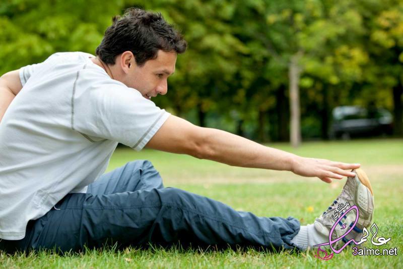ممارسة الرياضة فى الهواء الطلق تخفف من الضغط النفسى والتوتر