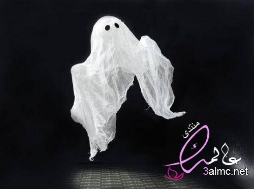 طريقة عمل شبح للاطفال,كيف تصنع شبح مخيف,كيف تصنع عفريت بالمطاط