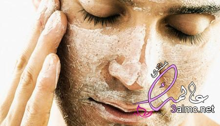كم مرة يحتاج الرجال إلى تقشير بشرة الوجه؟