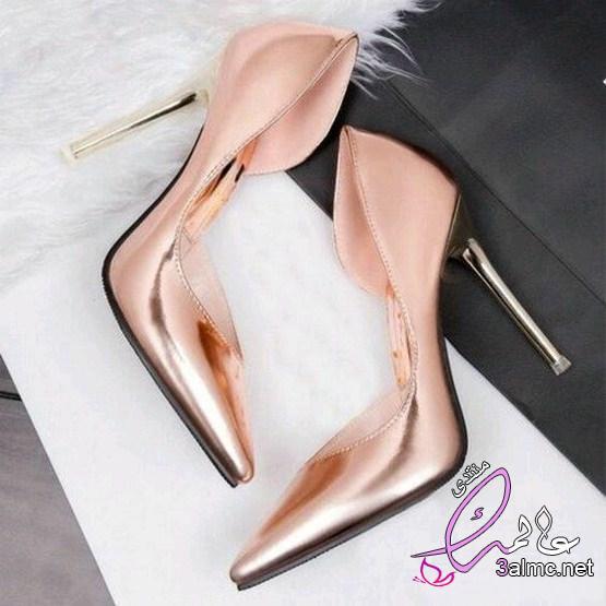 أحذية نسائية بكعب عالي 2020, أحدث تصاميم الاحذيه النسائيه للسهرات والمناسبات 2020