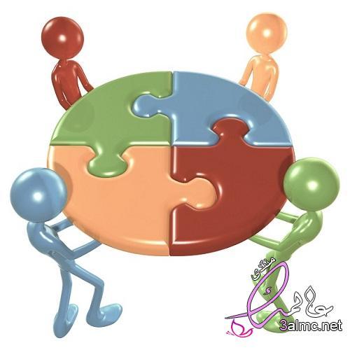 الفرق بين التعلم التعاوني والتعلم الجماعي