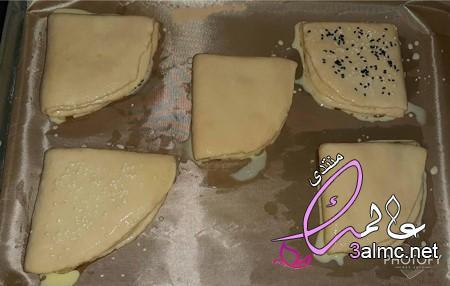 فطائر الجيوب منتدى كنتوسه,طريقة عمل الفطائر التركية بالجبنة,فطائر تركية للفطور,فطائر الجيوب العجيبة