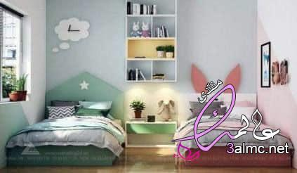 غرف نوم اطفال مودرن 2021،اجمل الصور غرف نوم اطفال
