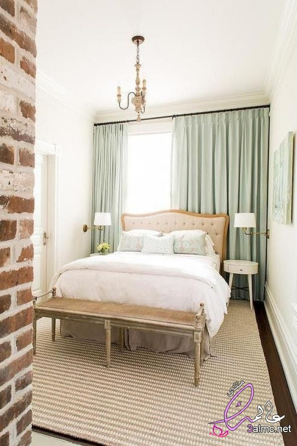 طرق عبقرية لترتيب غرف النوم الصغيرة, ترتيب غرفة النوم للعروس,ترتيب غرفة النوم الضيقة