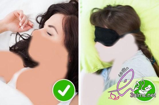 خطورة ربط الشعر بطريقة ذيل الحصان قبل النوم 2021