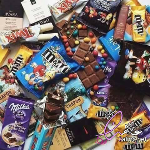 احلى انواع الشوكولاته بالصور , بوستات شيكولاته , مخدرات البنات