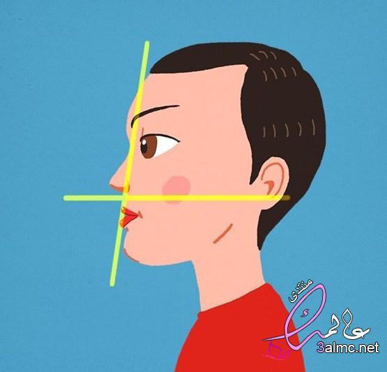 كيف يكشف شكل الذقن عن صحتك؟