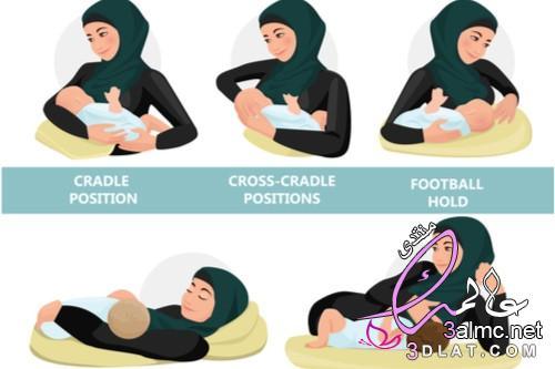 الرضاعة الطبيعية،كيف تستعدين للرضاعة الطبيعية؟ مشاكل تقابلك في الرضاعة الطبيعية ،كيفية الرضاعة الطبي