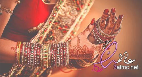 اكسسوارات يد هندية للعروس,اجمل الاكسسوارات الهنديه 2020,اساور هندية ذهب , اساور هندية للعروس
