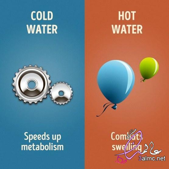 أيهما أفضل.. الاستحمام بالماء الساخن أم بالماء البارد؟