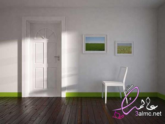 5 طرق سحرية لتنظيف جدران المنزل بالخل