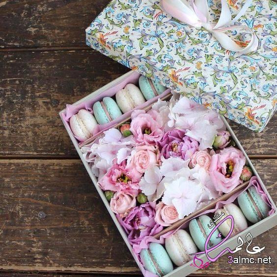 صندوق ورد صغير ,تنسيق ورد , صندوق ورد هدايا