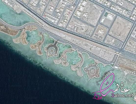بينها مناطق عربية.. أماكن على الأرض يمكن مشاهدتها من الفضاء سور الصين العظيم 2020