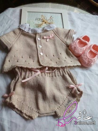 ملابس اطفال حديثي الولادة شتوي