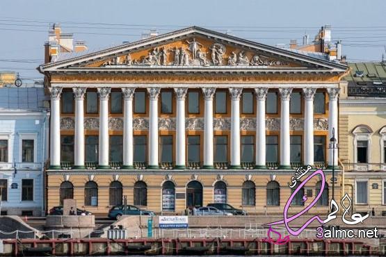 السياحة في سان بطرسبورغ