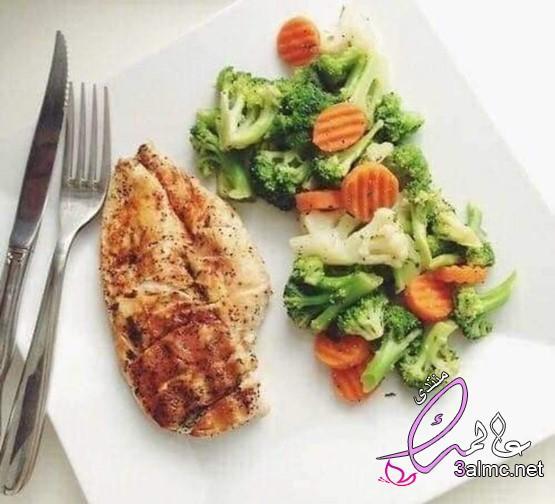 أفكار غذاء صحي،تجهيز وجبات صحية،مكونات وجبة الغداء،وجبة غداء صحية متكاملة