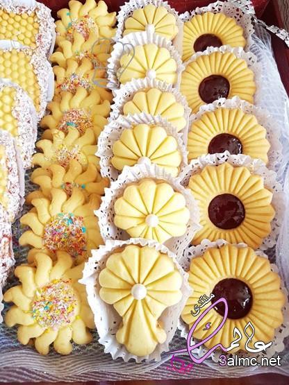 حلويات العيد بالصور،اجمل اشكال الحلويات،أنواع الحلويات الجديدة لعيد الفطر