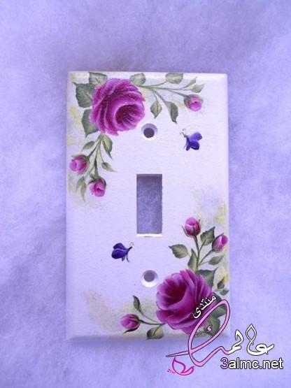 جددي مفاتيح الكهرباء في منزلك ,افكار رائعه لتزيين المفاتيح،اشكال مفاتيح كهرباء2020