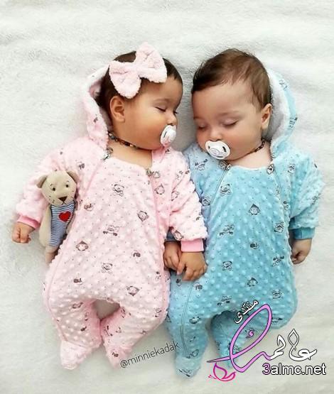 اطفال توائم حلوين,صور توائم متشابهين,اجمل اطفال العالم بنات واولاد توام, صورأطفال توأم روعه