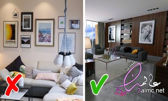 الستائر الطويلة.. وديكورات منزلية لا ينصح بالاعتماد عليها,اتجاهات التصميم الداخلي ليست مفيدة 2020