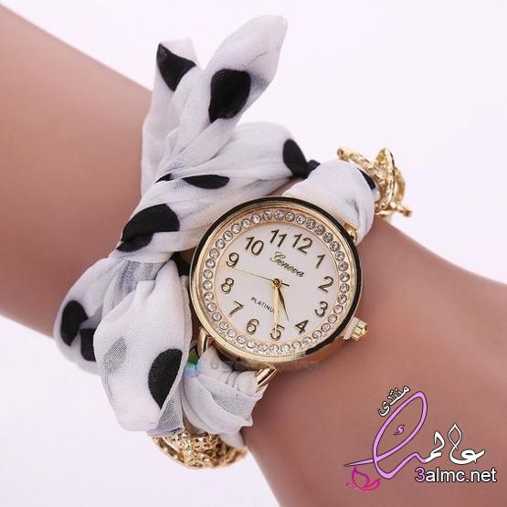 حوّلي ساعتك القديمة إلي ساعة أنيقة ومميزة