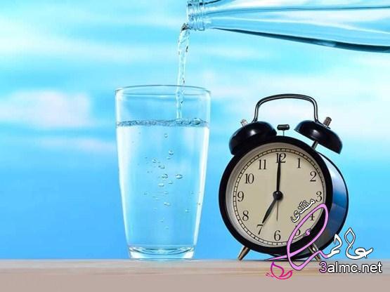 أفضل الأوقات لشرب الماء وأضرار تناوله بالتفصيل