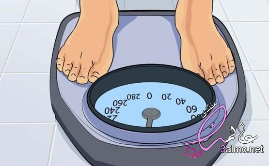 أشياء تؤدى الى زيادة الوزن يوميا