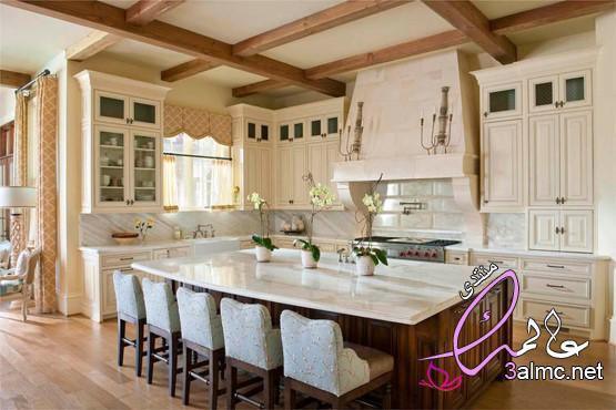 بالصور نختار ستائر للمطبخ بأسلوب بروفانس